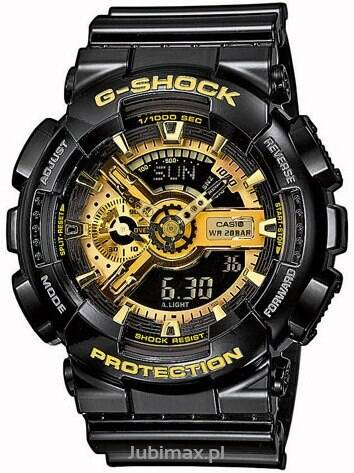 Zegarek CASIO GA-110GB-1AER G-Shock