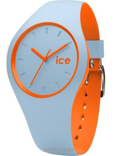 Zegarek ICE Watch 001495 DUO ORANGE SADE MEDIUM