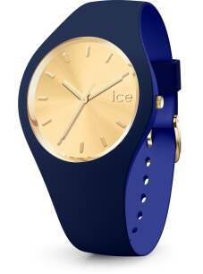 Zegarek ICE Watch 016986 DUO CHIC NAVY MEDIUM