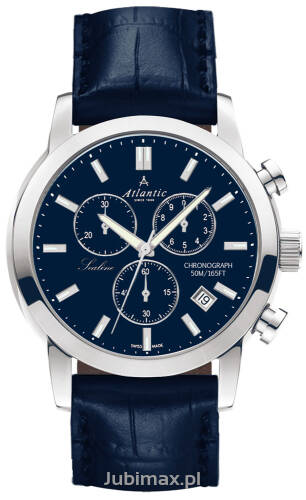 Zegarek Atlantic 62450.41.51 Sealine Chrono