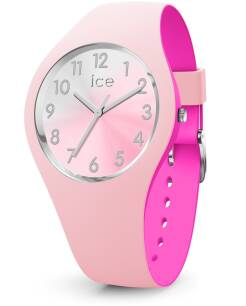 Zegarek ICE Watch 016979 DUO CHIC PINK SILVER S