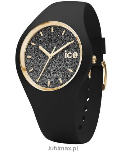 Zegarek ICE Watch 001349 GLITTER BLACK SMALL