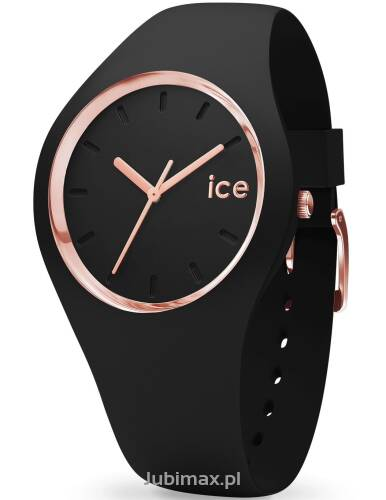Zegarek ICE Watch 000980 GLAM BLACK ROSE GOLD M