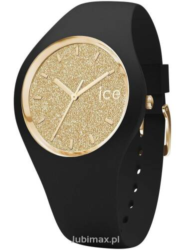 Zegarek ICE Watch 001355 Glitter Black Gold Medium