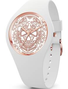 Zegarek ICE Watch 016052 SKULL CALAVERA WHITE RG M