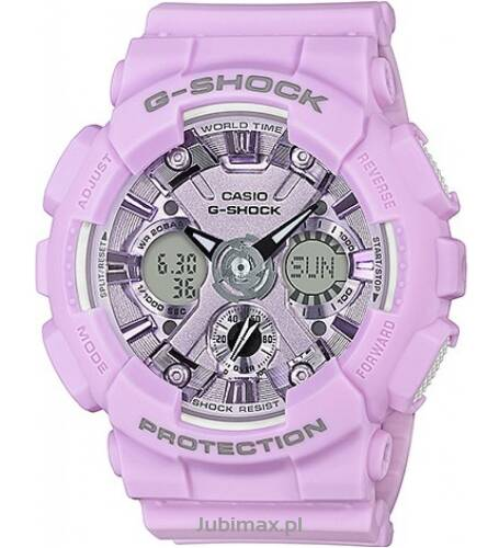 Zegarek CASIO GMA-S120DP-6AER G-Shock