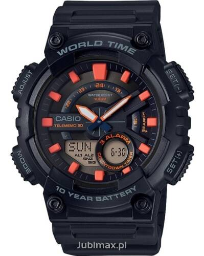 Zegarek CASIO AEQ-110W-1A2VEF Collection Men