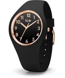 Zegarek ICE Watch 014760 GLAM BLACK ROSE GOLD S